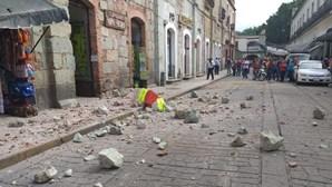 Alerta de tsunami na América Central após forte sismo no México