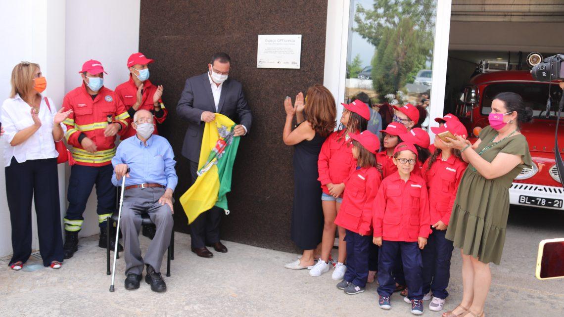 Proença-a-Nova | aniversário comemorado com inauguração do espaço GPFloresta