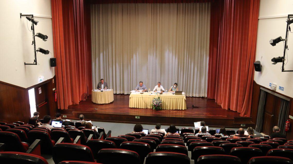 Assembleia Municipal reúne depois da suspensão provocada pela pandemia