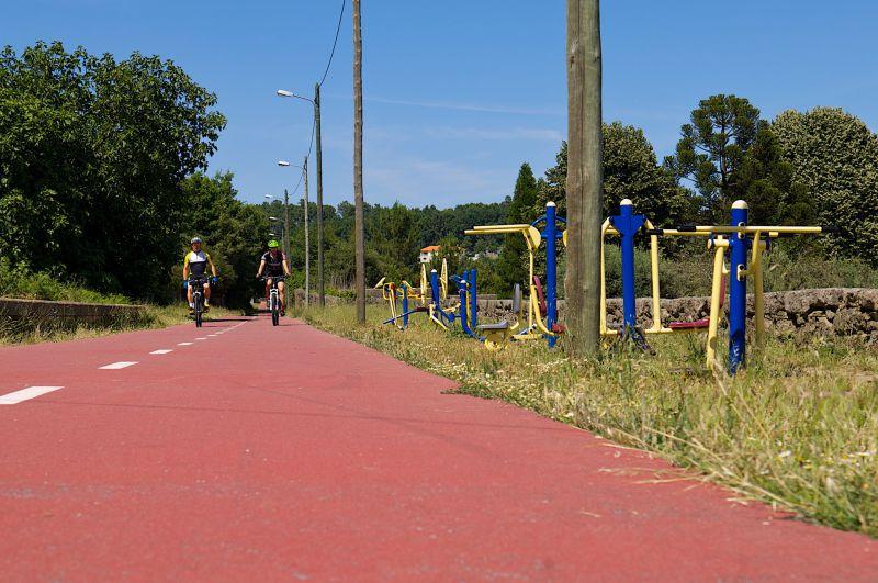 Ecovia do Mondego: vai ser possível ir de Viseu a Penacova, sempre de bicicleta