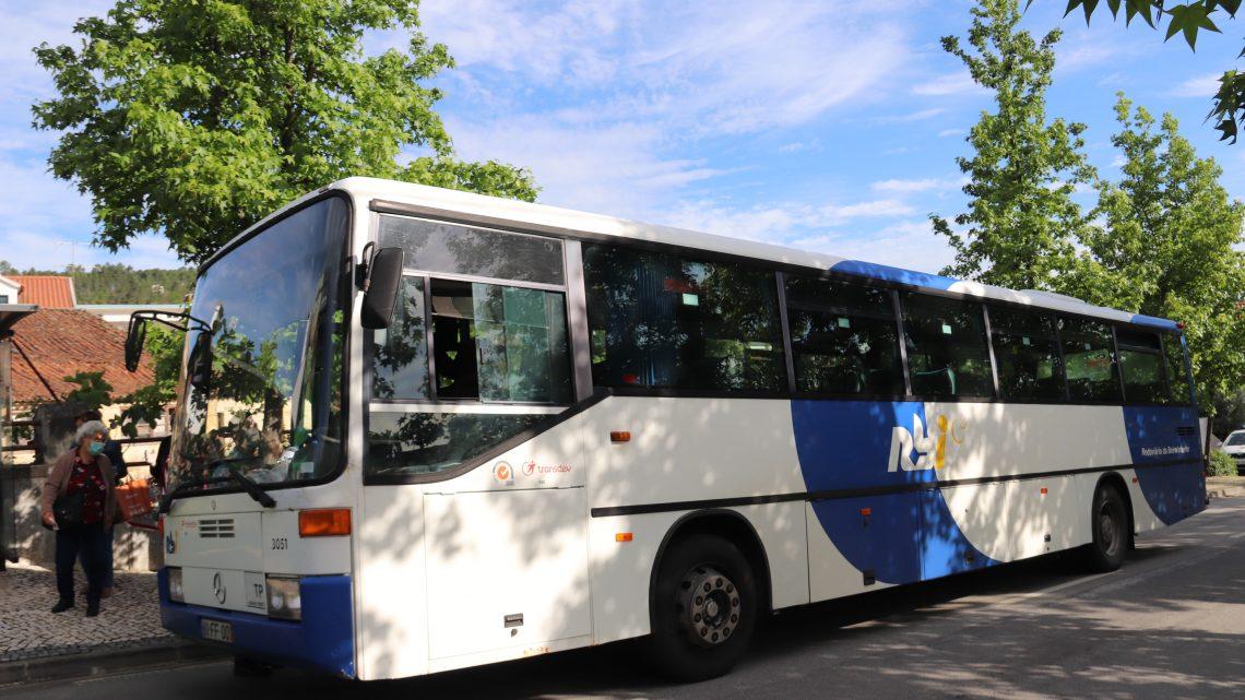 Proença-a-Nova | Transporte diário para Castelo Branco recomeça dia 6 de julho