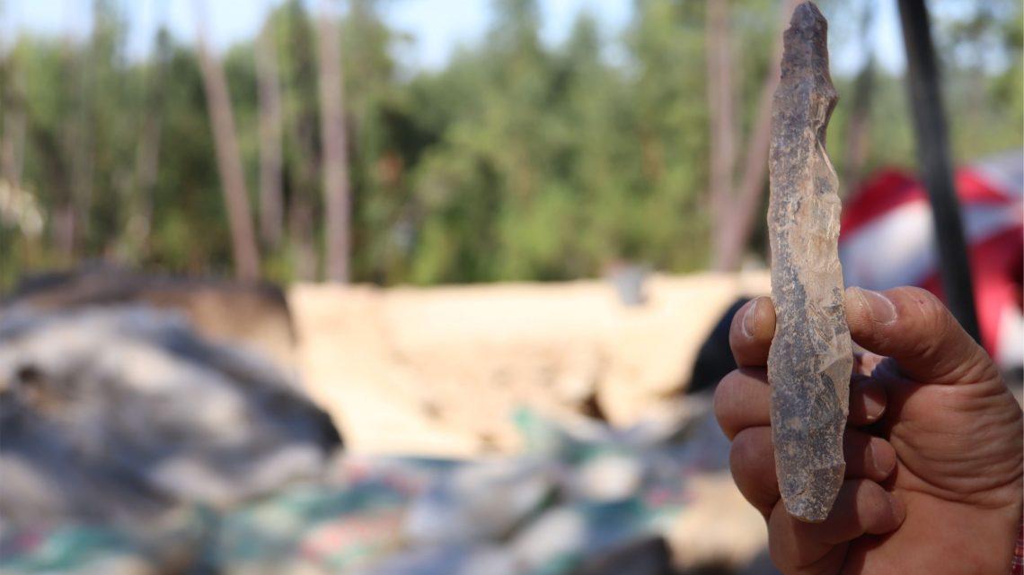Proença-a-Nova | Trabalhos de investigação na Anta do Cabeço da Anta com novos desenvolvimentos