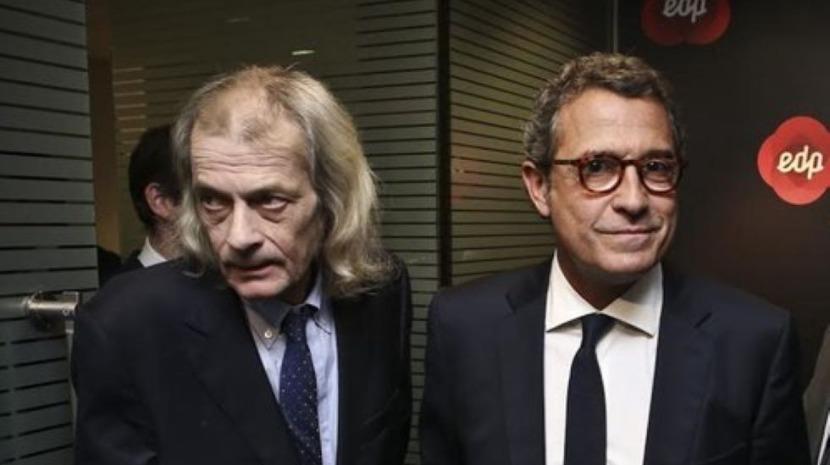 EDP: António Mexia e João Manso Neto foram suspensos de todas as funções na energética
