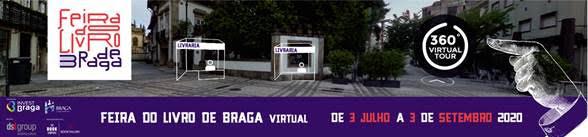 A Feira do Livro de Braga para o Mundo