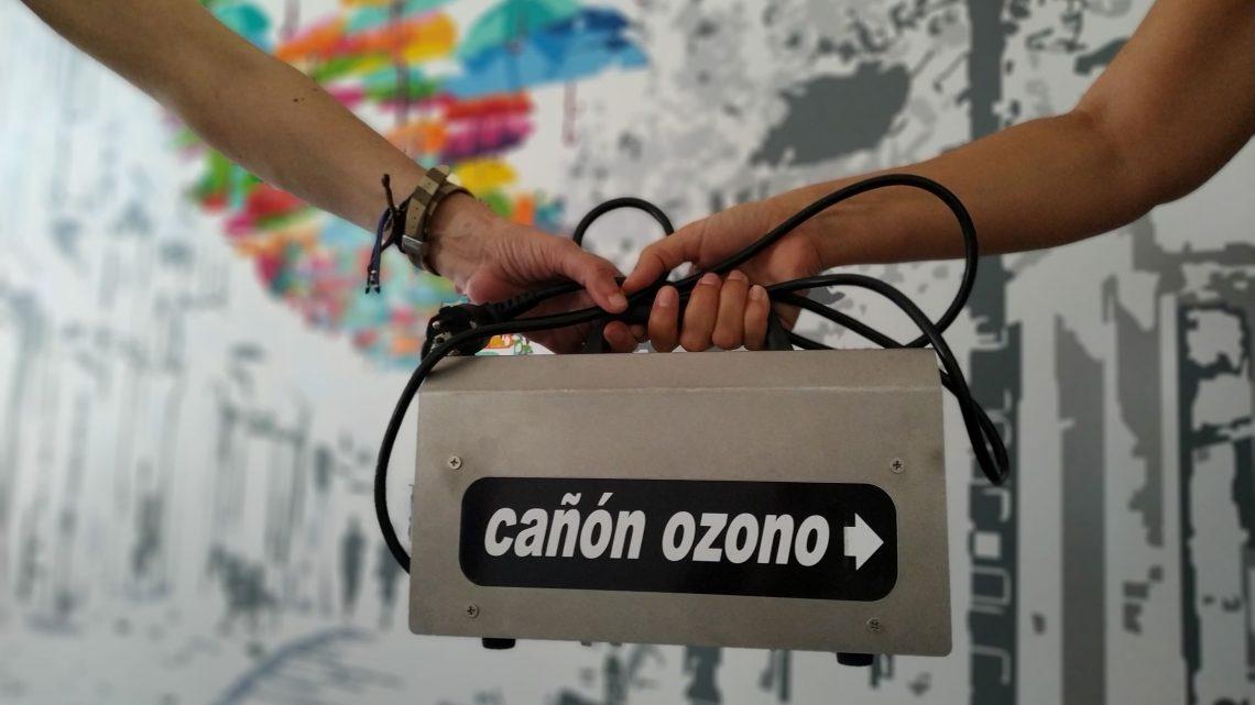 Câmara de Águeda empresta gerador de ozono a instituições
