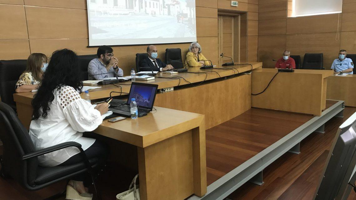 Avaliados planos de contingência das instituições de acolhimento de idosos do concelho