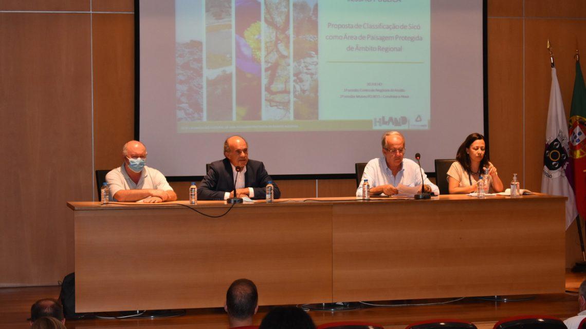 SICÓ – Área de Paisagem Protegida | Sessão pública