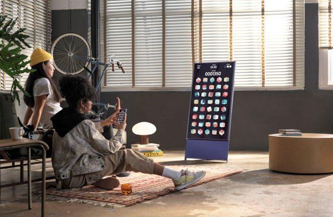 The Sero: El Televisor Vertical 4k De Mayor Compatibilidad Con Dispositivos Móviles Llega A México Rompiendo Paradigmas