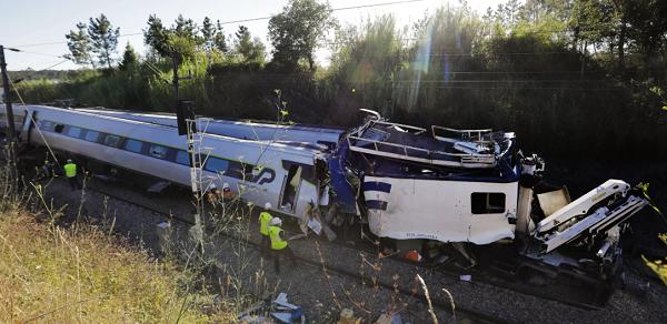 Acidente com Alfa Pendular em Soure fez dois mortos. Há seis feridos graves e 19 ligeiros