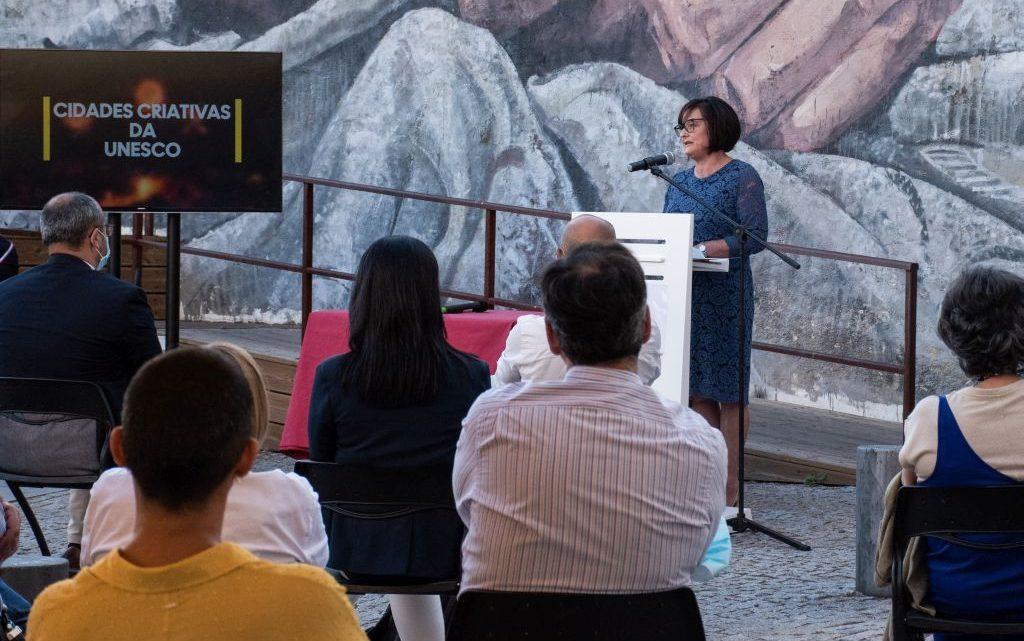 CIDADES CRIATIVAS DA UNESCO EM PORTUGAL APOIAM CANDIDATURA DA COVILHÃ