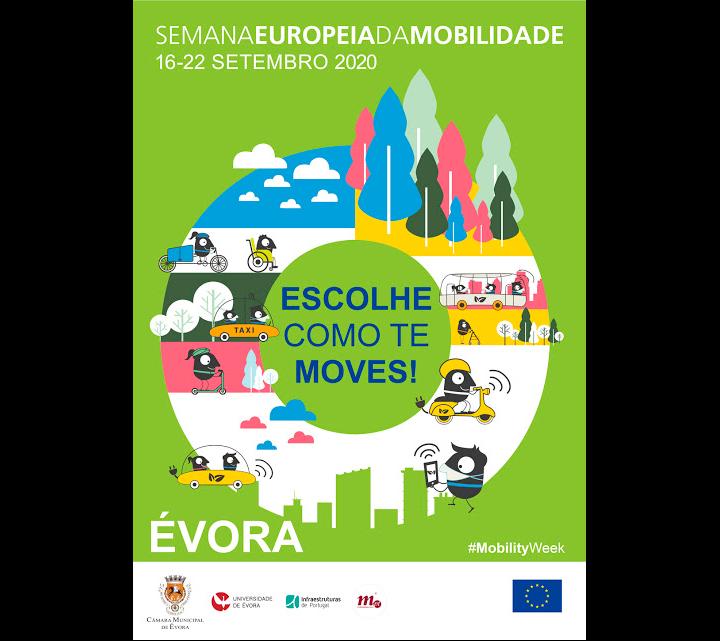 Semana Europeia da Mobilidade em Évora