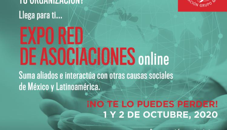 México | EXPO RED DE ASOCIACIONES #JuntosHacemosRed 1 Y 2 De Octubre 2020 En Línea