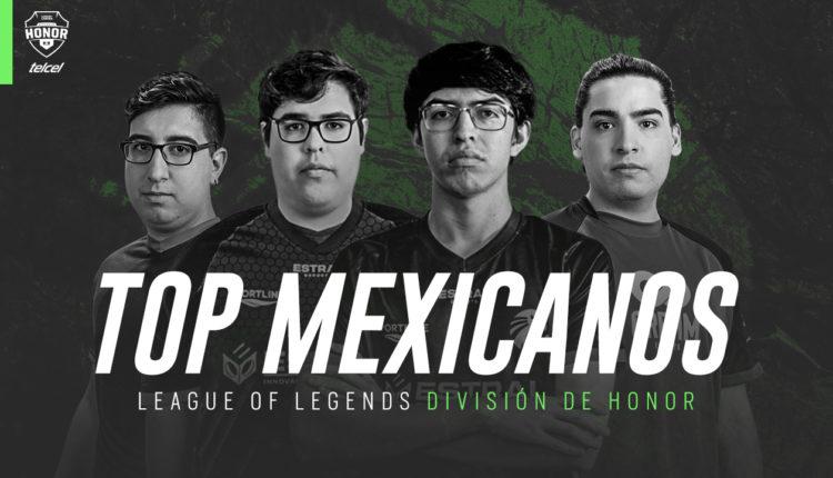 México   ¡Vivan Nuestros Héroes De La Grieta Del Invocador! Los Mejores Mexicanos En League Of Legends
