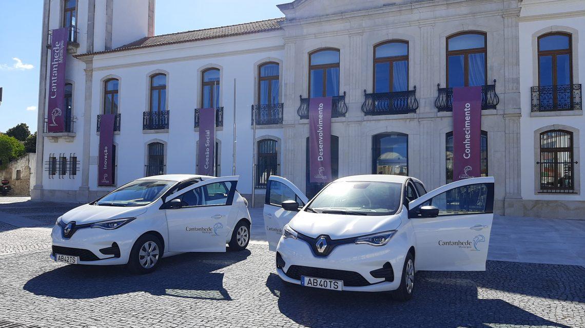 Câmara de Cantanhede investe na renovação da frota automóvel e outros equipamentos