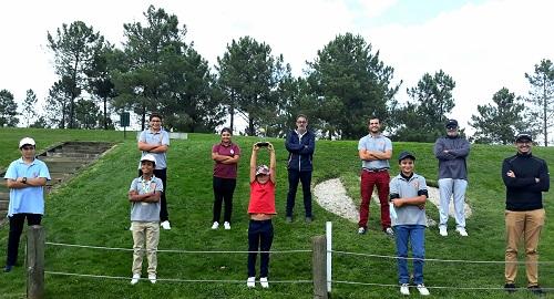 Clube de Golfe de Cantanhede é Tri-Campeão!