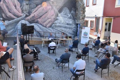 """Covilhã   CONFERÊNCIA – """"Cidades Criativas da UNESCO em Portugal"""""""