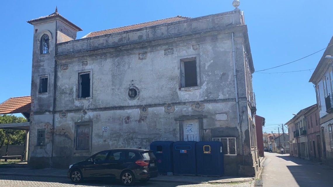 Concurso Público da Reabilitação da Casa do Conselheiro Nunes da Silva, Cacia