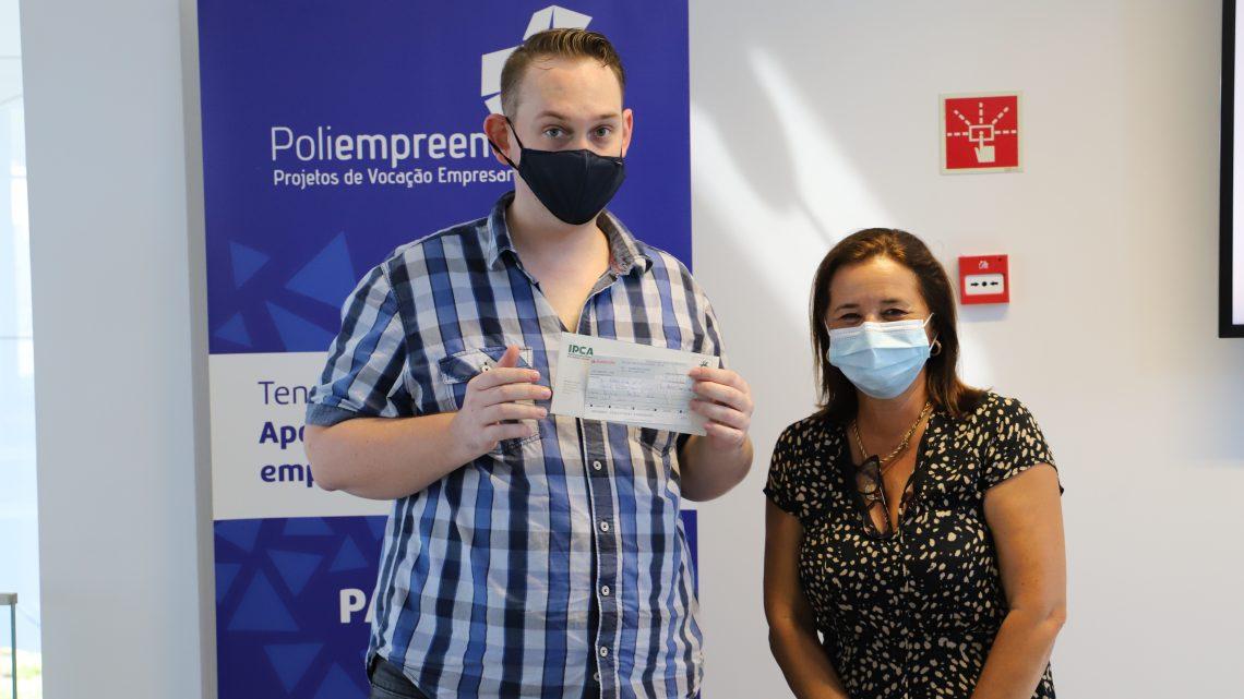 Barcelos | IPCA entrega prémios aos vencedores do Concurso Regional Poliempreende 2020