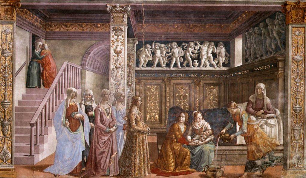 Santa Casa de Loreto — a trasladação angélica