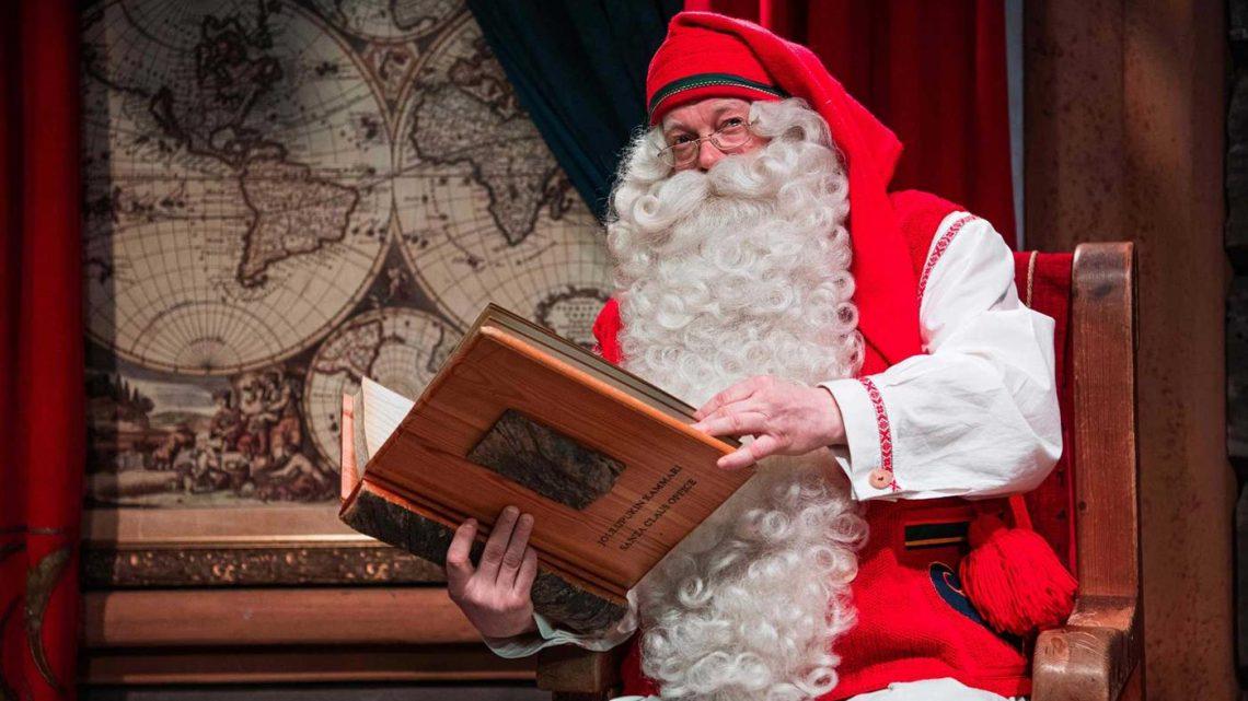 A casa do Pai Natal pode ir à falência por causa da Covid-19