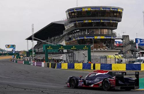 """Filipe Albuquerque fala em """"sonho concretizado"""" após vencer as 24 Horas de Le Mans em LMP2"""