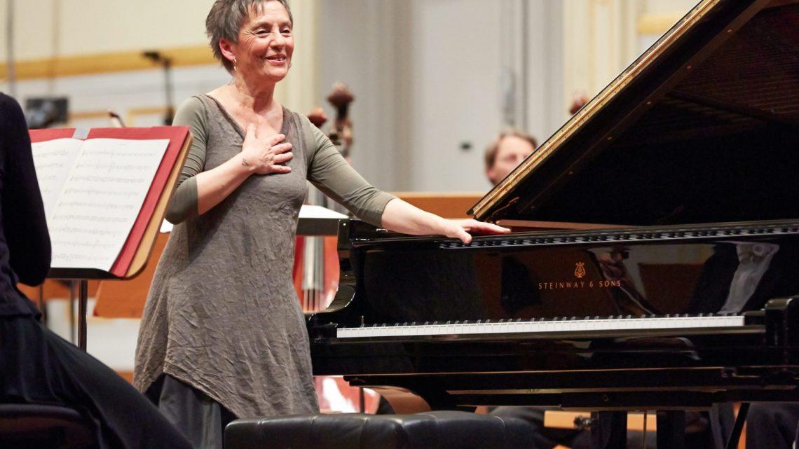 Deutsche Grammophon publica a discografia completa da pianista Maria João Pires