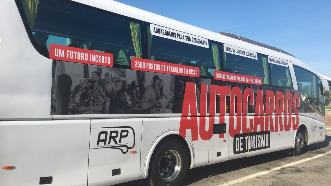 """ARP organiza """"Ação de Sensibilização Pública Autocarros de Turismo"""""""