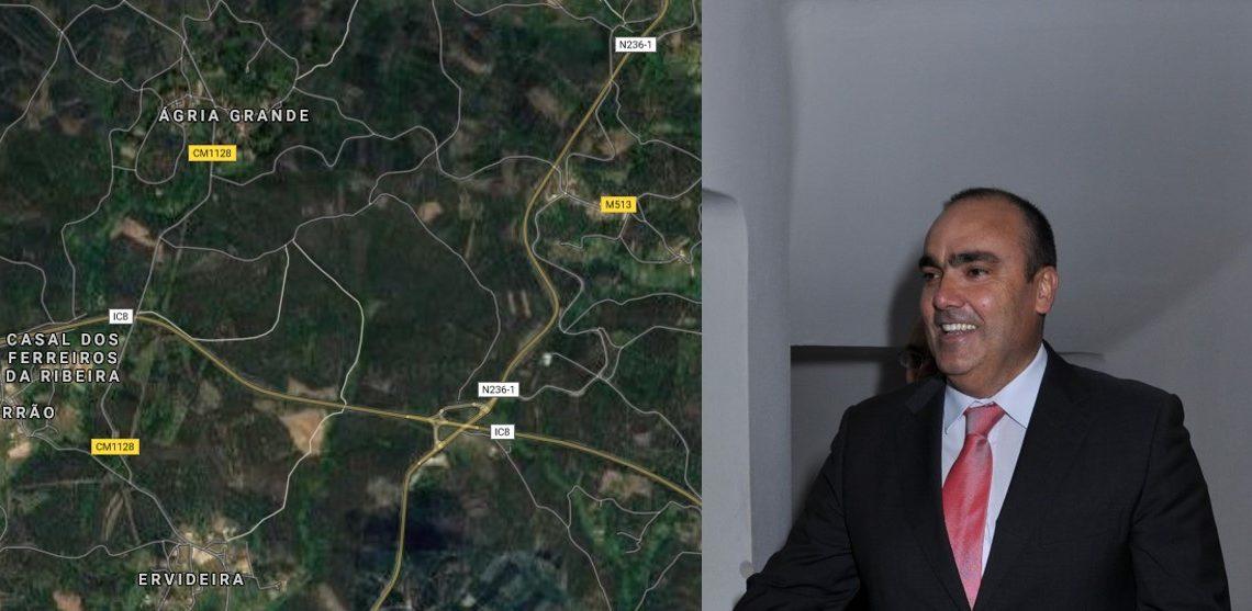 Figueiró dos Vinhos | 𝗩𝗜𝗔́𝗥𝗜𝗢 𝗘𝗠 𝗩𝗔𝗟𝗘 𝗗' 𝗔́𝗚𝗨𝗔 – 𝗔𝗚𝗥𝗜𝗔 | vereador do PSD, Engº Filipe Silva questiona presidente da câmara