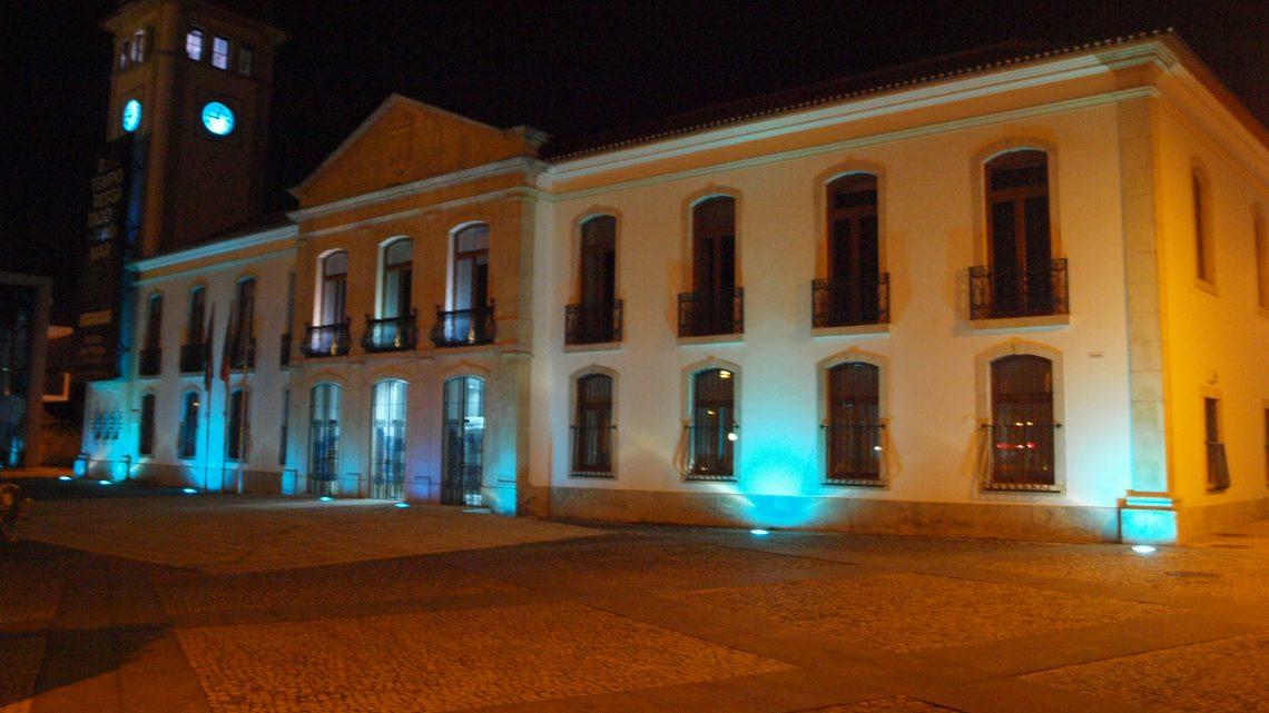 Este sábado, 24 de outubro: Paços do Concelho de Cantanhede iluminados para assinalar 75º aniversário da ONU