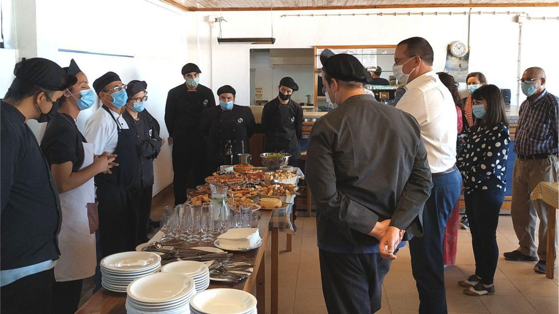 CERCICAPER promoveu curso de cozinheiro em Proença-a-Nova