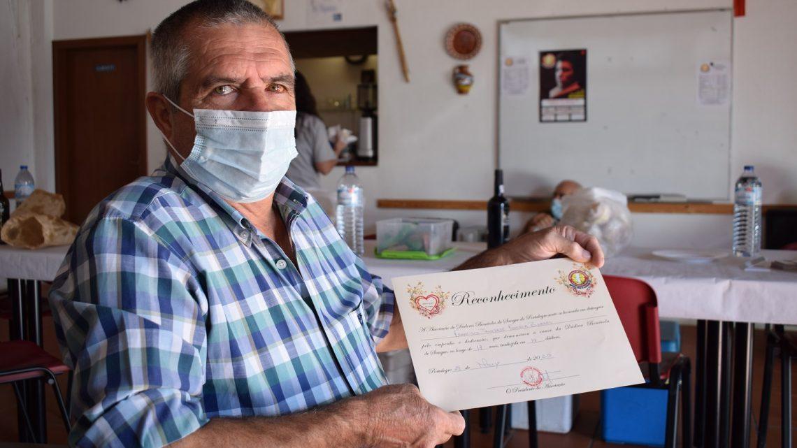 Portalegre | Arronches com 34 dadores de sangue