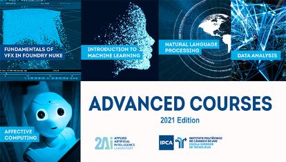 Cursos Avançados em Inteligência Artificial Aplicada (2Ai) no IPCA