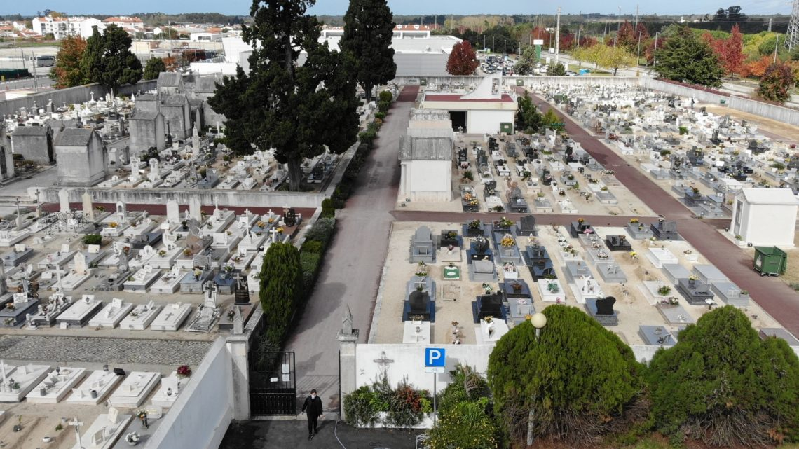 No âmbito da celebração do Dia de Todos os Santos e Dia dos Finados: Município de Cantanhede mantém cemitério aberto com reforço de medidas preventivas