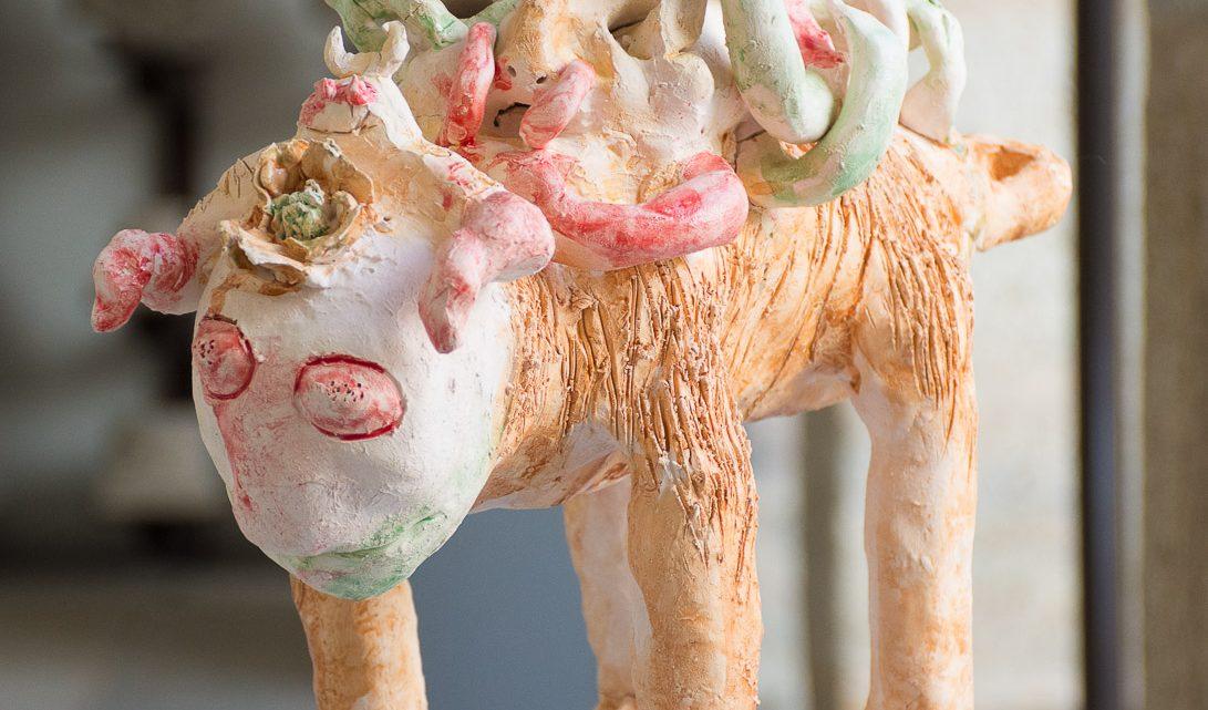 Obras de Anabela Soares expostas no Museu de Évora
