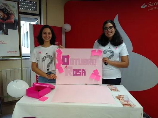 des.LIGA dinamiza ações do Outubro Rosa na Escola Superior de Enfermagem de Coimbra