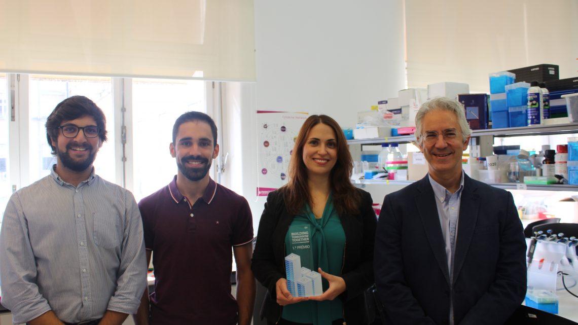 Equipa do CNC-UC vence concurso de ideias e inovação