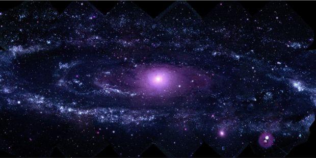 """Com um novo telescópio na Terceira, os Açores """"captam"""" galáxia a mais de dois milhões de anos-luz da Terra"""