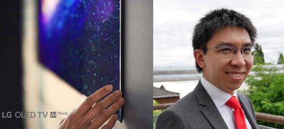 México | El Famoso Calibrador Vincent Teoh Ofrece Cátedra Sobre Tecnología OLED En Latinoamérica