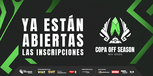 México | LVP México Extiende Una Invitación Para Competir En La Copa Off-Season MX 2020 De League Of Legends