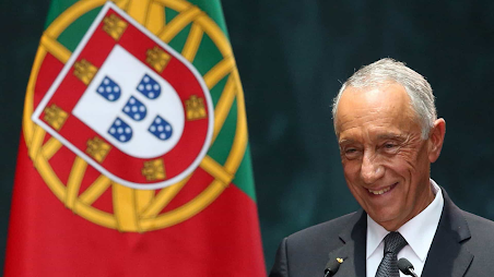 Presidente da República felicita ciclistas portugueses