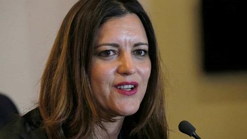 """Presidenciais: Marisa Matias avisa que Portugal """"está aflito"""" e que o Presidente não pode """"ser um adorno"""""""