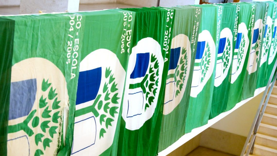 Évora conquista 21 Bandeiras Verdes