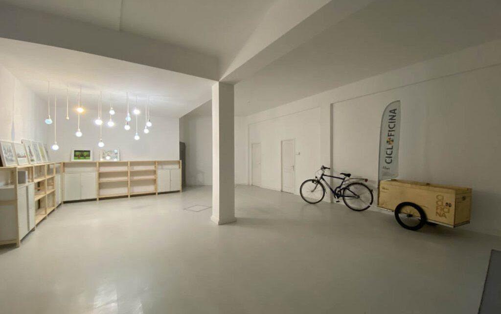 Casa da Bicicleta – Convite – Abertura
