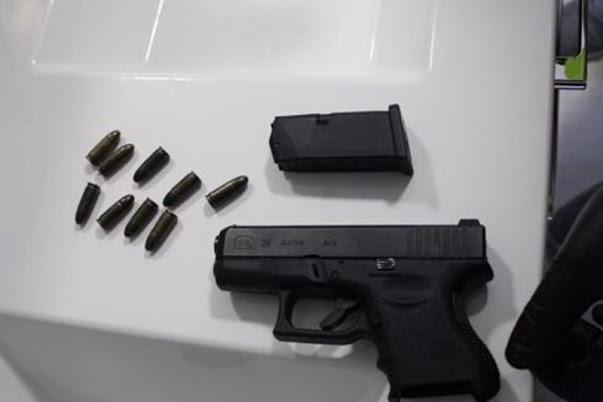 Portugal juntou-se à Europol e a 23 países para apreender armas