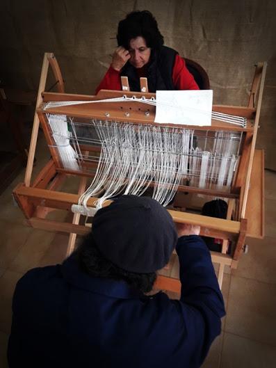 CEARTE recria e valoriza têxteis artesanais do Alentejo