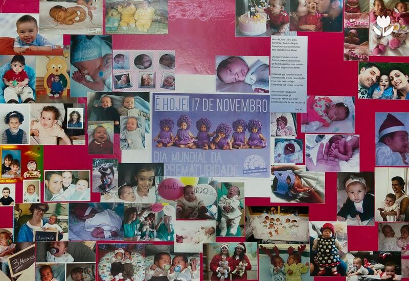 Dia Mundial da Prematuridade assinalado em Leiria