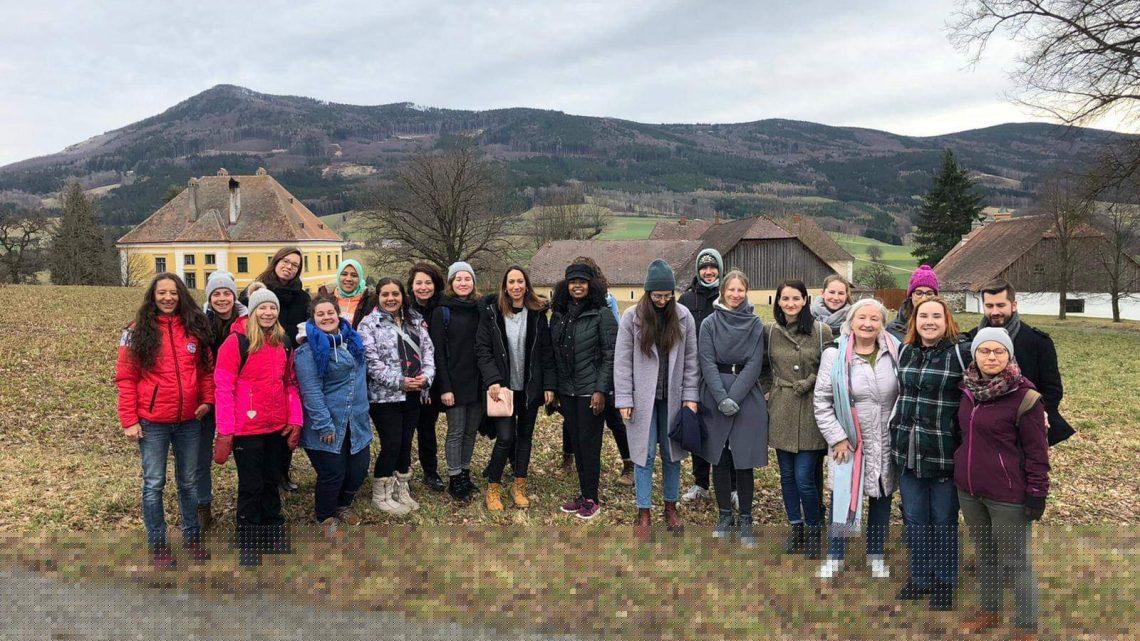 Centro de Juventude de Águeda partilha práticas de voluntariado a nível europeu