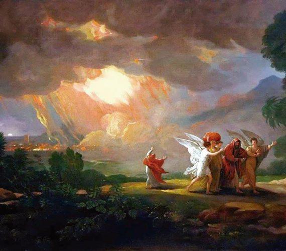 O apocalíptico fim de Sodoma