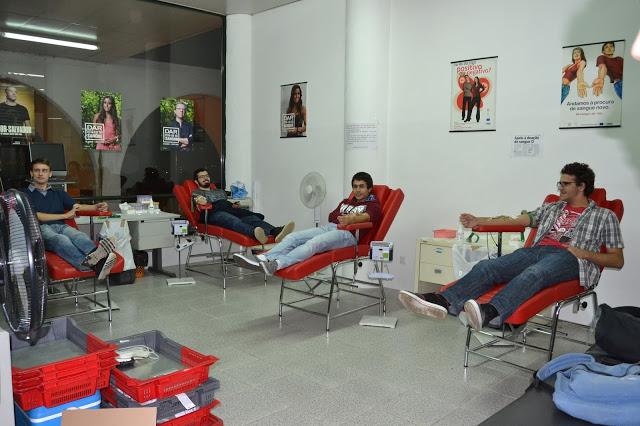 Aveiro / ADASCA: Colheita de sangue extra em novembro