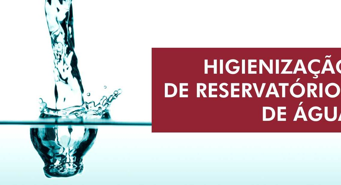 HIGIENIZAÇÃO DE RESERVATÓRIOS NO CONCELHO SILVES